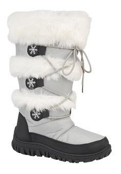 My new snow-boots