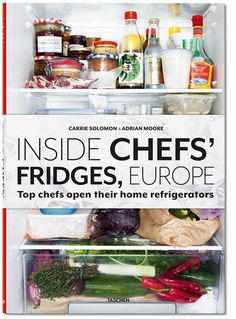 5 Famous Chefs Show Off the Inside of Their Fridges | Mental Floss