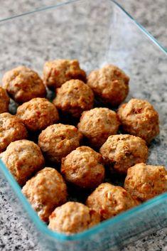 Sun-Dried Tomato Turkey Meatballs | The Healthy Toast