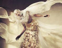 MOSAIC // VISION MAGAZINE by Elizaveta Porodina, via Behance