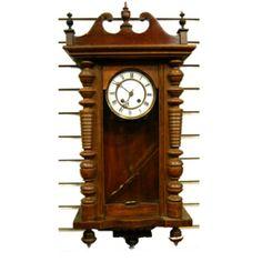 George Marsh Thirty Hour Ogee Clock Antique Clocks
