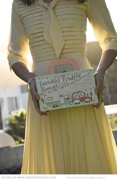 Bridesmaid Proposal {Clever Idea} | {Helpful Hints} | The Pretty Blog