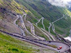 As mais incríveis estradas do mundo - A Base é do Senhor Jesus Cristo