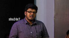 Thappu Thanda Audio Launch |  Naren Balakumar