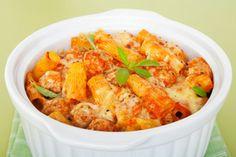 Nudelauflauf mit Hackfleisch und Mais - geht schnell, ist einfach und schmeckt so gut wie jedem!
