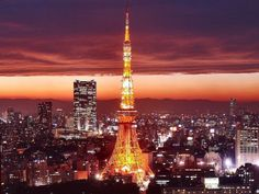 Torre de Tokio, La Torre Eiffel Japonesa