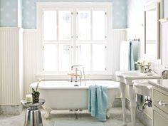 I miss my clawfoot tub! This is defintely a BIG want if i ever get to redo the master bath!