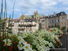 Metz(57)-Quartier des Roches!