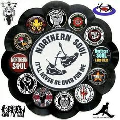 Northern Soul Billboard Magazine, Northern England, Northern Soul, Music Images, Skinhead, Keep The Faith, Reggae Music, Family Crest, Soul Music