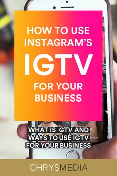 Instagram has introduced a new video platform called #IGTV for anyone who wants to create long form videos. Read more about IGTV and how you can use IGTV for your #business. #socialmedia #Instagram #Instagrammarketing #digitalmarketing