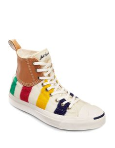 Hudson Bay x Converse Men's Blanket Sneakers Converse Style, Converse Men, Hudson Bay Blanket, Espadrilles, Converse Jack Purcell, Fall Shoes, Sneakers Fashion, Converse Fashion, High Top Sneakers