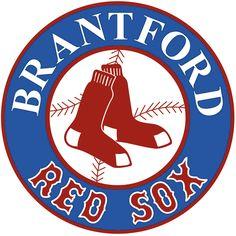 1911, Brantford Red Sox (Brantford, Ontario, Canada) -Intercounty Baseball League- #BrantfordRedSox #Brantford #IBL (L19352)