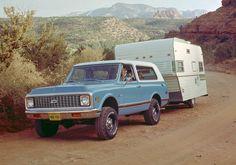 8 Iconic SUVs That Need to Make a Comeback - 3. Chevy K5 Blazer / Source: Chevrolet