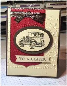 To A Classic Father's Day Card using Stampin' Up!s Guy Greetings stamp set