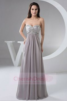 New Elegant Floor Length Beading Prom Party Dresses Vestidos 2017 Summer Style Sweetheart Long Formal Evening Dresses Cute Wedding Dress, Fall Wedding Dresses, Colored Wedding Dresses, Wedding Gowns, Bridesmaid Dresses, Prom Dresses, Dress Prom, Wedding Events, Graduation Dresses