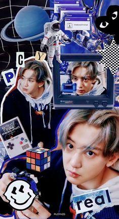 Exo Wallpaper Hd, Baekhyun Wallpaper, Soft Wallpaper, Wallpapers, Park Chanyeol Exo, Kyungsoo, Exo 12, Exo Lockscreen, Chanbaek