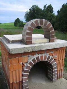 Die 10 besten Bilder auf steinofen selber bauen | Bread oven ...