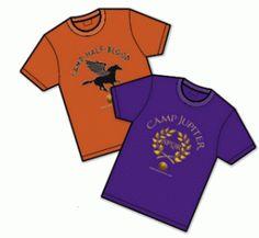 Mark of Athena tour T-shirts