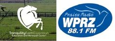 Chamber member Tranquility Farms' own Sarah Hayes will be participating on an animal topic radio show!! Listen in if you like!! March 23 - this Saturday at 8:30 AM; Topic: a guest who raises Zebras! WPRZ 88.1 FM www.wprz.org