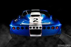 Corvette Grand Sport by Thomas Cortesi, via 500px