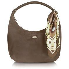 Bric's Venezia - Large Nylon Hobo Bag