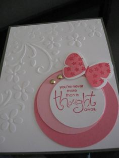Swap for Leadership 2010 Flight of the Butterfly SUO by gmccracken - Cards and Paper Crafts at Splitcoaststampers