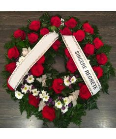 Funeral Bouquet, Christmas Wreaths, Holiday Decor, Floral, Home Decor, Decoration Home, Room Decor, Flowers, Home Interior Design