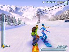 Snowboard Hero App - Waghalsige Snowboard Manöver