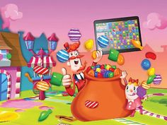 Candy Crush shares fell by 14% after profit warning, The drop in shares came despite the release of 1st quarter sales figures that beat market expectations. #technews #CandyCrush #gamers #socialmedia #socialmediamarketing #technology #socialglims #socialmediaconsulting  #tech #news #mydubai #dubai #app