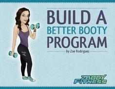 Zbody Build a better booty program