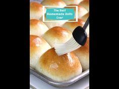 The Best Homemade Dinner Rolls Ever! - thestayathomechef.com
