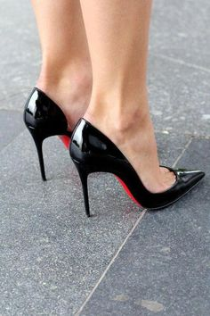 2020 New Black Pointy Stiletto Heel Women Hot Sales sold by Eoooh❣❣. Shop more products from Eoooh❣❣ on Storenvy, the home of independent small businesses all over the world. Dr Shoes, High Shoes, Thick Heels, Black High Heels, Sexy Heels, High Heels Stilettos, High Heel Boots, Platform Stilettos, Women's Boots