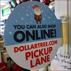 Not only can you save a pretty penny, you merit a Dollar Tree Online Order Pickup Lane in store for even more convenient shopping online. Trees Online, Pick Up, Dollar Tree, Hanukkah, Display, Canning, Shop, Christmas, Yule