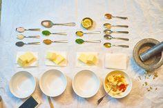Recept na domácí ochucená másla