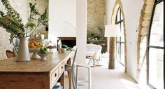 Old Oil Mill Restored Into A Modern House : Old Oil Mill Restored Into ...