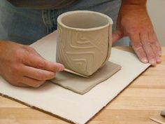Hand Built Tea Bowls
