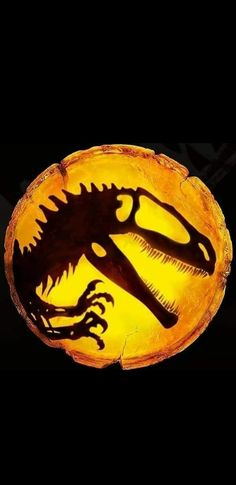 Jurassic Park, Pumpkin Carving, Superhero Logos, Dinosaur Art, Dinosaurs, Parks, Pumpkin Carvings