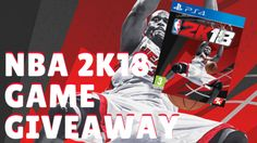 Win NBA 2K18 Legend Edition for the Console of Your Choice {??}... IFTTT reddit giveaways freebies contests