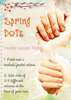 Do take the time to do something little like painting your nails or