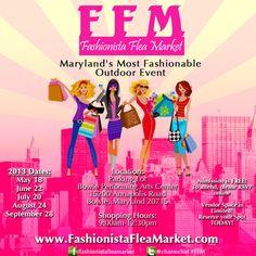 Fashionista Flea Market  Maryland