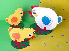 Řemesla pro velikonoční ~ Solountip.com