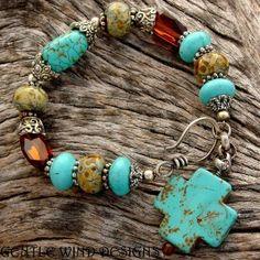 Pretty beaded jewelry