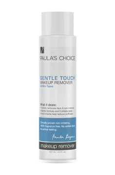Paulas Choice: 'Gentle Touch Makeup Remover' - pris: 20.09 EU