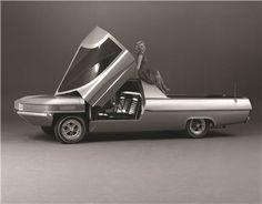 Ford Ranger II, 1966