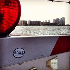 B.O.A.T. - Where the beach meets the streets.