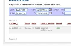 I get paid daily and I can withdraw daily. Online income is possible with ACX, it's definitely paying - no scam here. I WORK FROM HOME less than 10 minutes and I manage to cover my LOW SALARY INCOME. If you are a PASSIVE INCOME SEEKER, then AdClickXpress (Ad Click Xpress) is the best ONLINE OPPORTUNITY for you.Start with zero money and STILL make money at ACX.