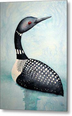 Blue Loon   by Sarah Rosedahl
