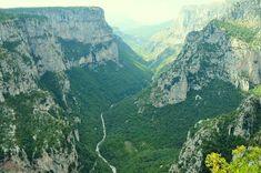 Trekking at Pindos Mountain Range Mountain Range, Trekking, Grand Canyon, Hiking, River, Nature, Outdoor, Walks, Outdoors