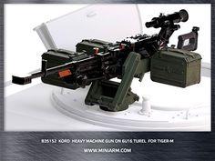 Modern Russian Kord Machine Gun Tiger-M Armored Car w/Cradle [miniarm] Light Machine Gun, Heavy Machine Gun, Video Games Funny, Funny Games, Armored Vehicles, Armored Car, Tools And Toys, Military Training, Hobby Shop