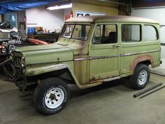 1968 J-Series Truck